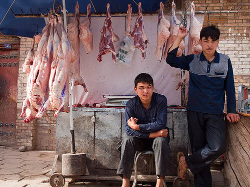 rising demand for meat in china may impact the country's food security