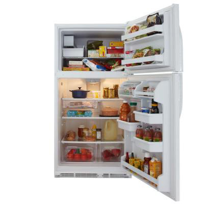 maytag bottom energy efficient fridge