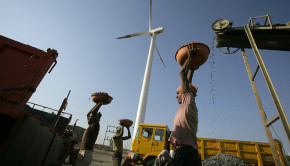 wind power in india
