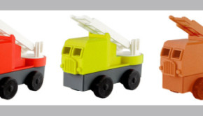 eco toys composite fire truck