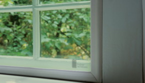 shade green window inserts