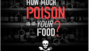 toxins in food infographic