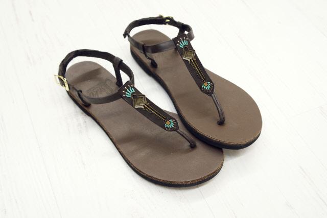 dream sandals handmade in uganda