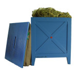hay box for slow cooking