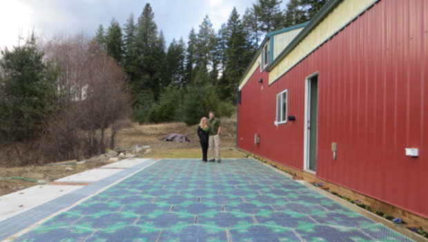 sustainable innovations - a solar roadway prototype