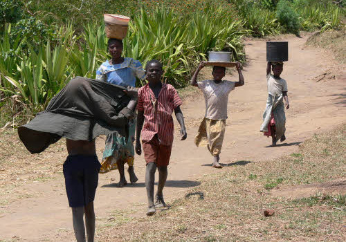 water scarcity malawi