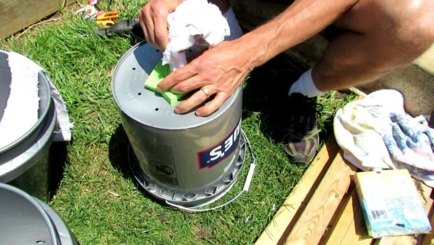 5 Gallon Bucket Gardening: Seven Ways to Reuse Plastic Buckets for Growing Food