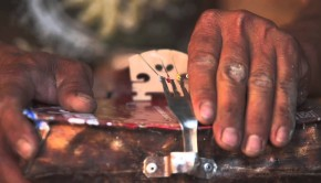 Beautiful Music from Instruments Made Out of Recycled Materials