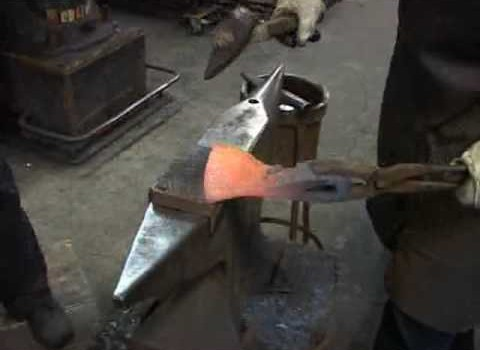 Gränsfors Bruks: Still Hand Forging Axes in High Tech Gadget Age