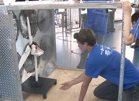 How Does Wind Power Work? Hands-On KidWind Challenge Trains Students in Renewable Energy