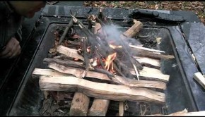 How to Build a Clean Fire: The Top-Down Fire