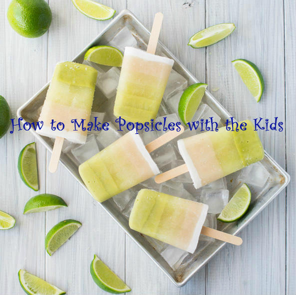 how to make popsicles at home