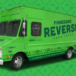 how to reduce food waste - the reverse food truck from finnegan's beer