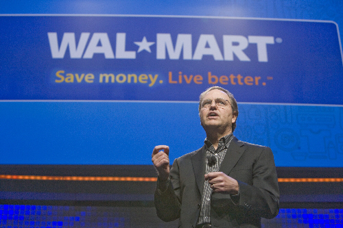 "Wal-Mart's ""Company of the Future"": Energy"