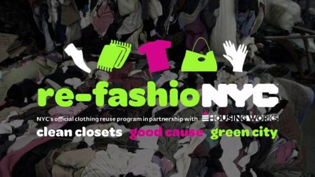 Re-FashioNYC Textile Recycling Program Celebrates Three Years of Waste Reduction