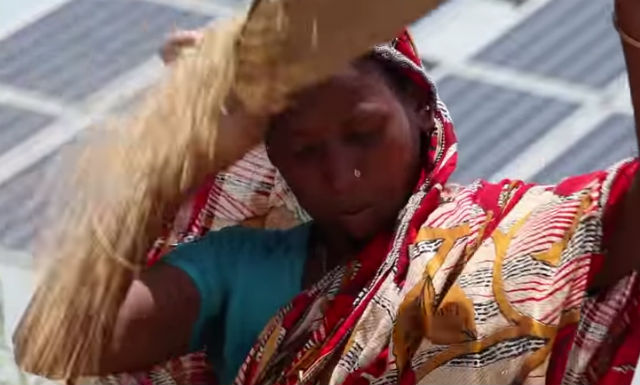 Solar Power as a Tool of Radical Feminism – Who Knew? [Video]