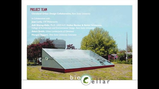 The Biocellar: Urban Farming Moves Underground in Cleveland