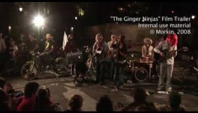 "The Ginger Ninjas: Spreading a ""Pleasant Revolution"" by Bike"