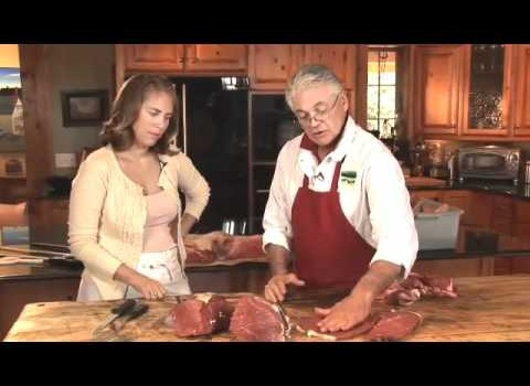The Gourmet Butcher: How to Butcher a Cow, Pig, or Lamb