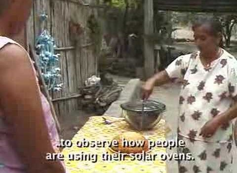 The Solar Oven: the Best Clean Cookstove for the Developing World?