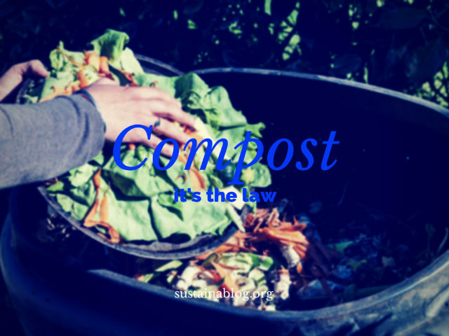 compost its the law