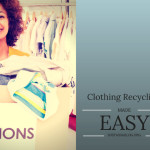 textile recycling is easy