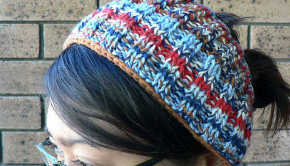 winter head wrap