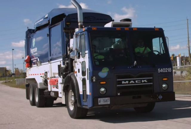 CNG Reduces Recycling Costs... But at What Cost?
