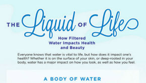 health benefits of water selection