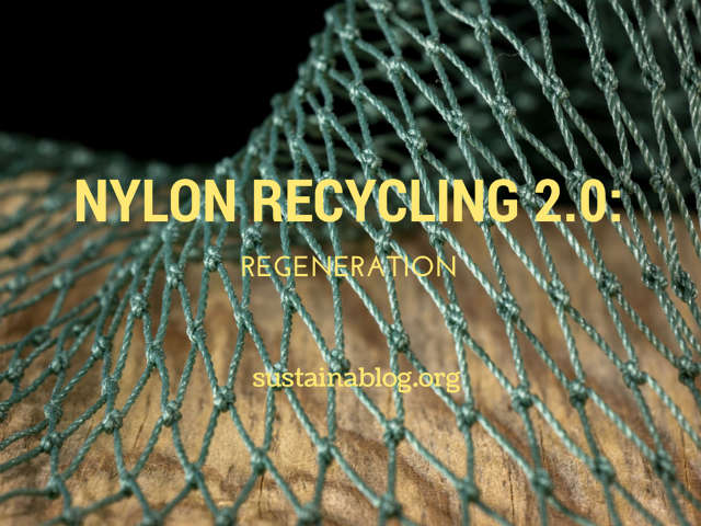 To The Nylon Recycling 86