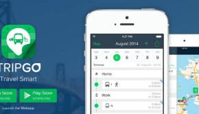 tripgo trip planning app