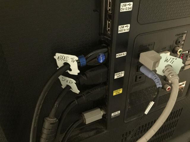HDMI tags