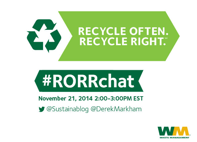 recycle often recycle right chat
