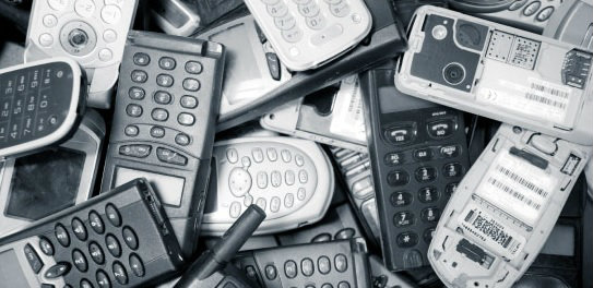 cell phones for recycling