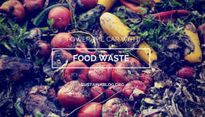food waste to turn into compressed natural gas