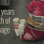 two years of trash from chicago restaurant sandwich me in
