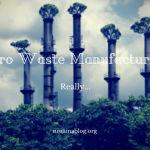 zero waste manufacturing