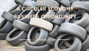 tire recycling circular economy