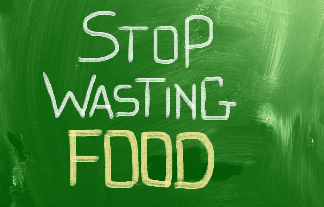 food waste recycling efforts at super bowl 49