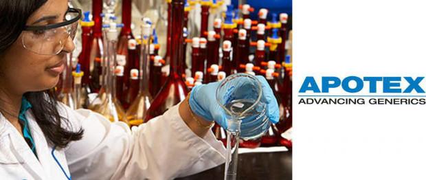 canadian pharmaceuitical company apotex