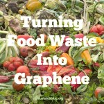 food waste for graphene