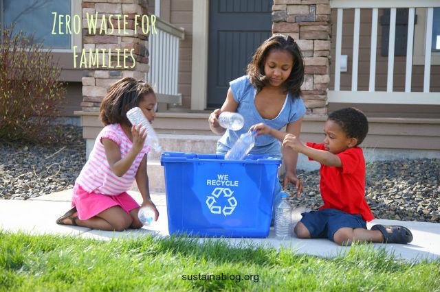 zero waste for families