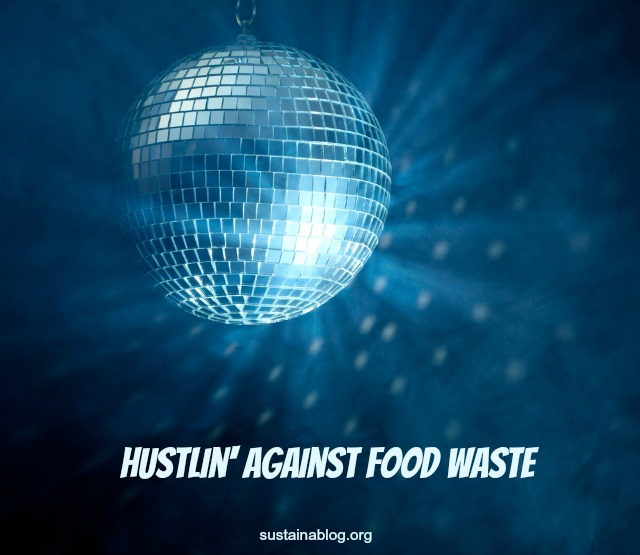 The Disco Ball: A Weapon Against Food Waste? | Smart Cities Dive