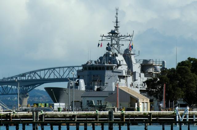 new zealand navy at devonport