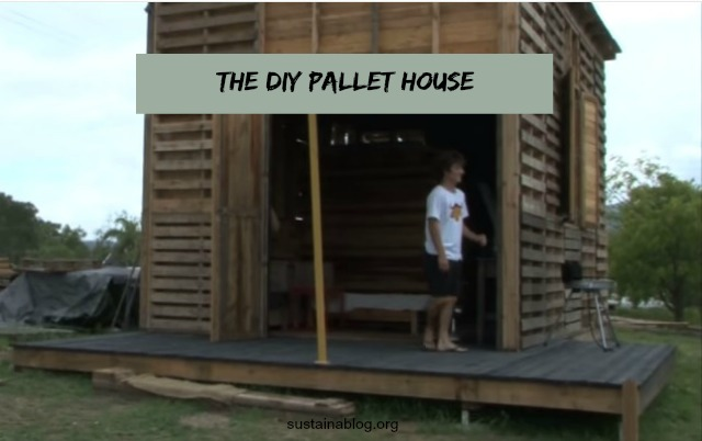 Amazing Pallet House