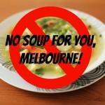 zero waste soup restaurant shut down