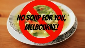 zero waste soup restaurant shut down