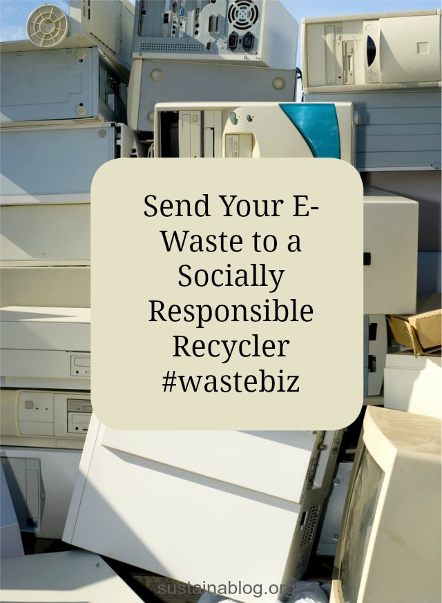 social responsible e-waste recyclers form network