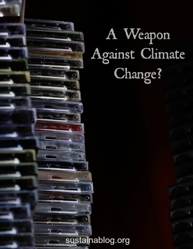 used cds - a weapon against climate change?