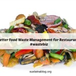 better food waste management for restaurants